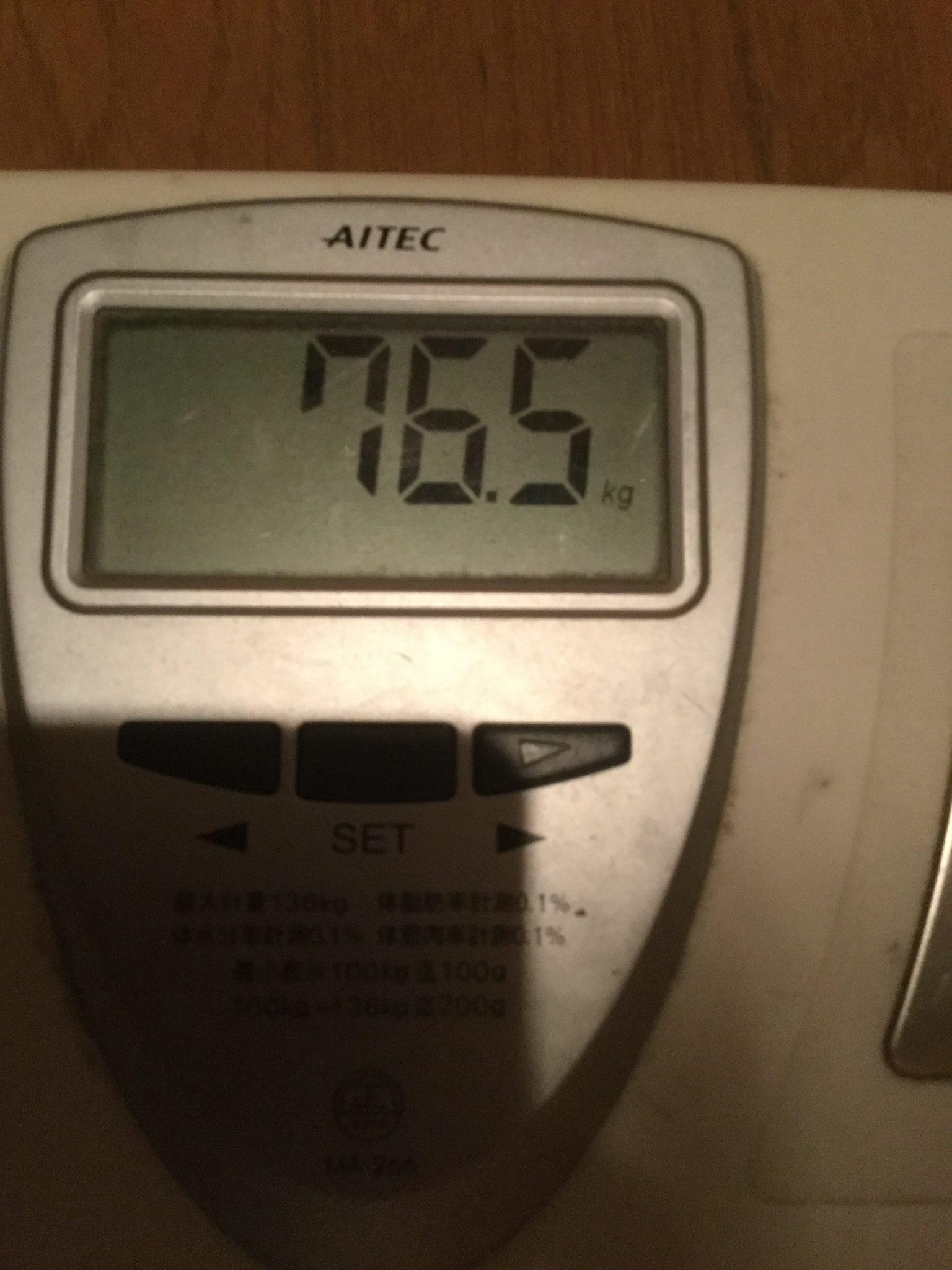 ダイエット記録_20180224