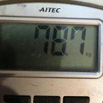 ダイエット記録_20180213