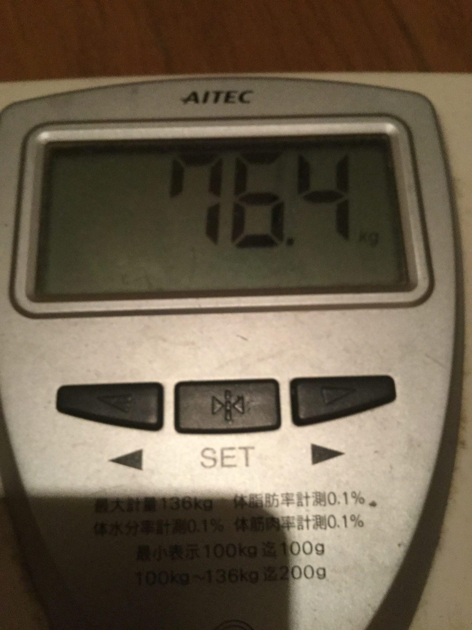 ダイエット記録_20180223