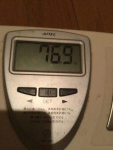 ダイエット記録_20180222AM