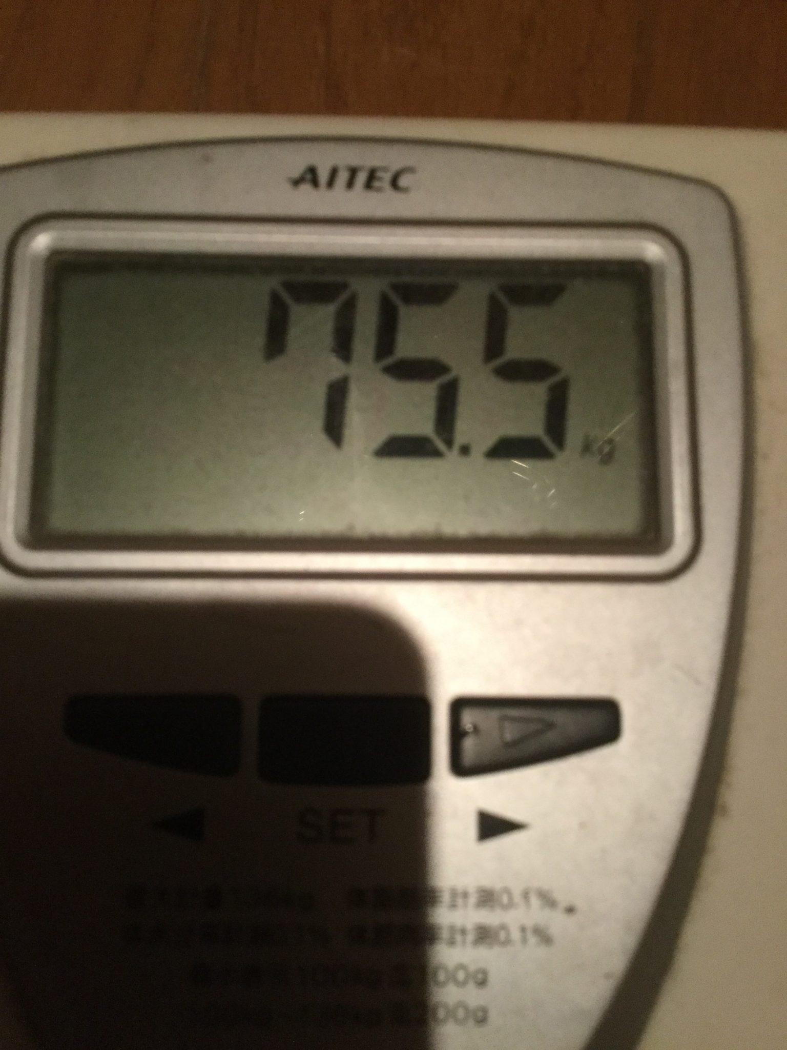 ダイエット記録_20180228