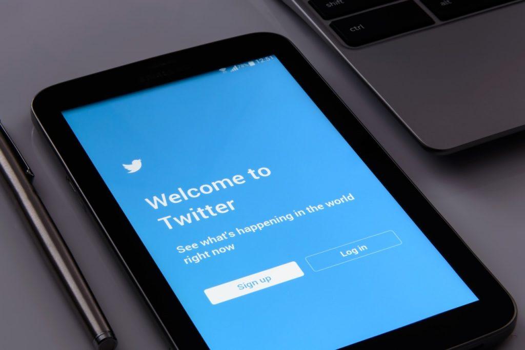 Twitterで記事を拡散