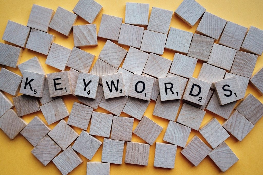 Webライティングとキーワード