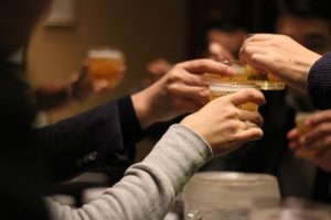 健康的な飲み会